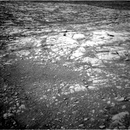 Nasa's Mars rover Curiosity acquired this image using its Left Navigation Camera on Sol 2128, at drive 1034, site number 72