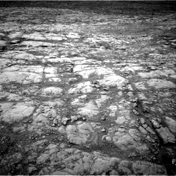 Nasa's Mars rover Curiosity acquired this image using its Right Navigation Camera on Sol 2128, at drive 950, site number 72