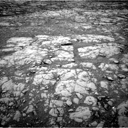 Nasa's Mars rover Curiosity acquired this image using its Right Navigation Camera on Sol 2128, at drive 998, site number 72