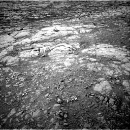Nasa's Mars rover Curiosity acquired this image using its Right Navigation Camera on Sol 2128, at drive 1022, site number 72
