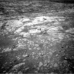Nasa's Mars rover Curiosity acquired this image using its Right Navigation Camera on Sol 2128, at drive 1028, site number 72