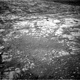 Nasa's Mars rover Curiosity acquired this image using its Right Navigation Camera on Sol 2128, at drive 1040, site number 72