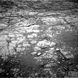 Nasa's Mars rover Curiosity acquired this image using its Right Navigation Camera on Sol 2128, at drive 1052, site number 72