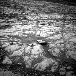 Nasa's Mars rover Curiosity acquired this image using its Right Navigation Camera on Sol 2128, at drive 1070, site number 72