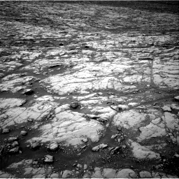 Nasa's Mars rover Curiosity acquired this image using its Right Navigation Camera on Sol 2128, at drive 1082, site number 72