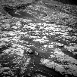 Nasa's Mars rover Curiosity acquired this image using its Right Navigation Camera on Sol 2128, at drive 1094, site number 72