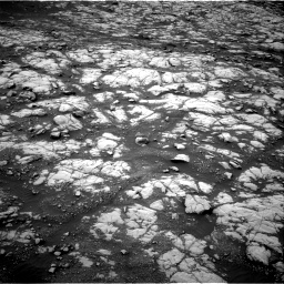 Nasa's Mars rover Curiosity acquired this image using its Right Navigation Camera on Sol 2128, at drive 1106, site number 72