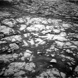 Nasa's Mars rover Curiosity acquired this image using its Right Navigation Camera on Sol 2128, at drive 1112, site number 72