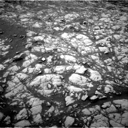 Nasa's Mars rover Curiosity acquired this image using its Right Navigation Camera on Sol 2128, at drive 1178, site number 72