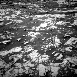 Nasa's Mars rover Curiosity acquired this image using its Right Navigation Camera on Sol 2128, at drive 1274, site number 72