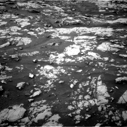Nasa's Mars rover Curiosity acquired this image using its Right Navigation Camera on Sol 2128, at drive 1280, site number 72