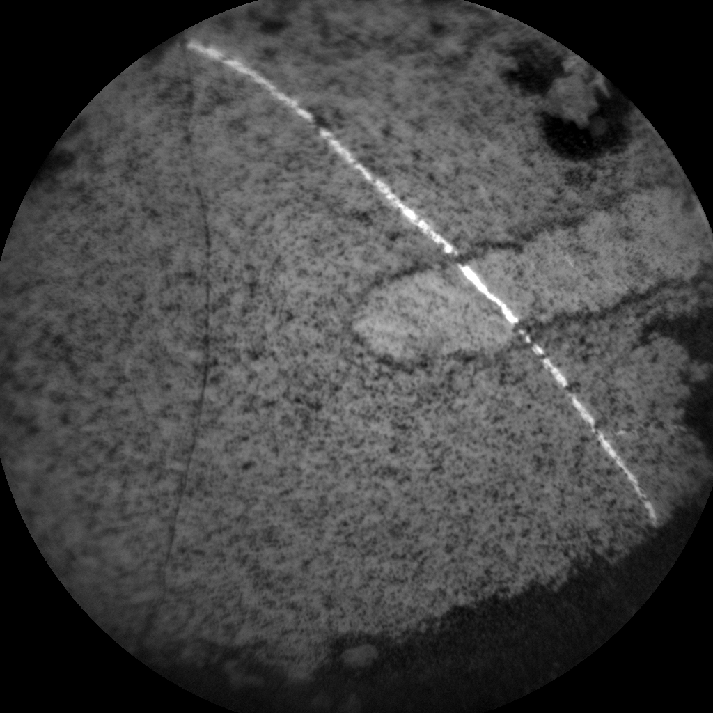 Nasa's Mars rover Curiosity acquired this image using its Chemistry & Camera (ChemCam) on Sol 2131, at drive 1286, site number 72