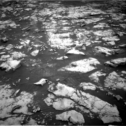 Nasa's Mars rover Curiosity acquired this image using its Right Navigation Camera on Sol 2132, at drive 1316, site number 72