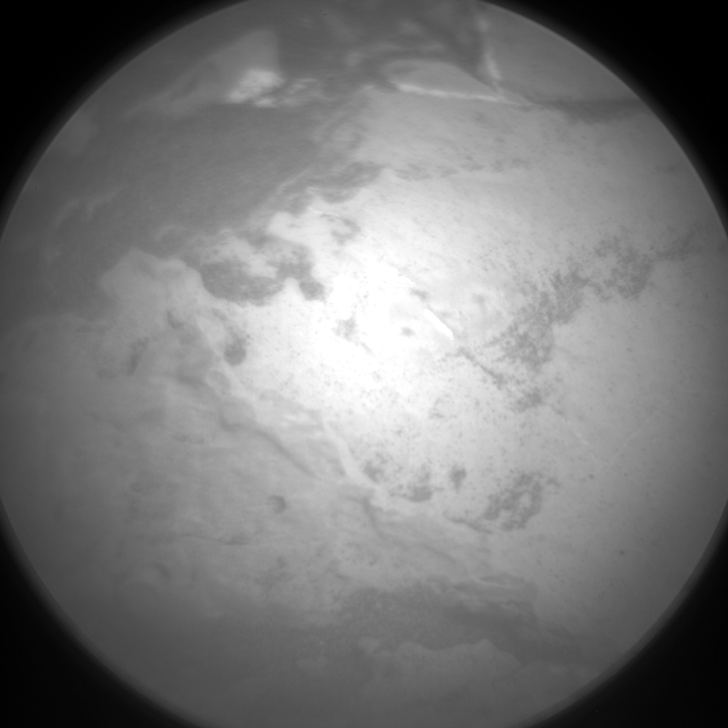 Nasa's Mars rover Curiosity acquired this image using its Chemistry & Camera (ChemCam) on Sol 2137, at drive 1316, site number 72