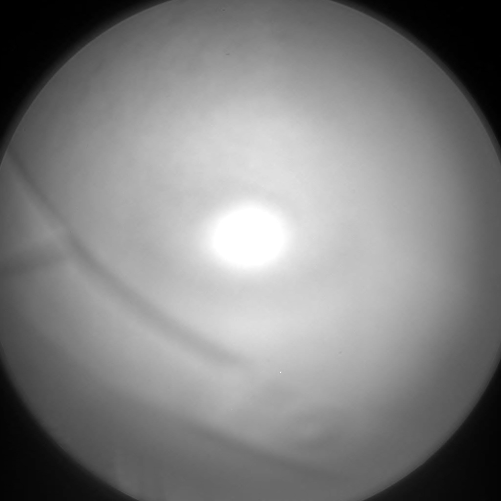 Nasa's Mars rover Curiosity acquired this image using its Chemistry & Camera (ChemCam) on Sol 2138, at drive 1316, site number 72