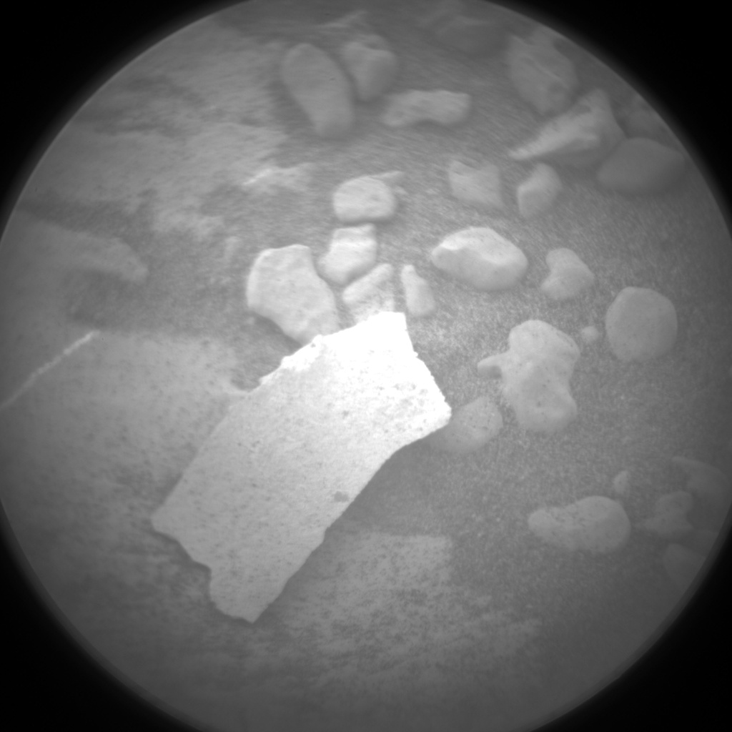 Nasa's Mars rover Curiosity acquired this image using its Chemistry & Camera (ChemCam) on Sol 2139, at drive 1316, site number 72