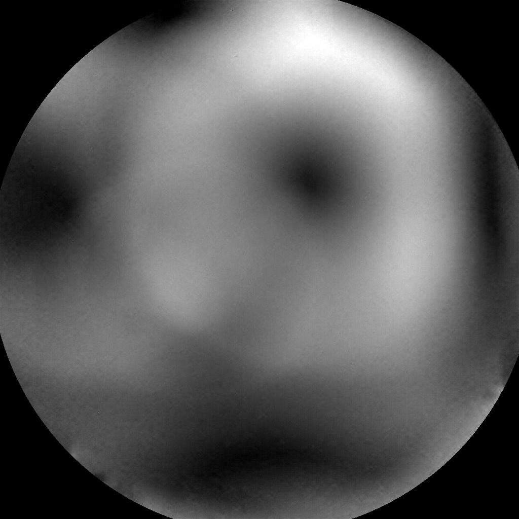 Nasa's Mars rover Curiosity acquired this image using its Chemistry & Camera (ChemCam) on Sol 2140, at drive 1316, site number 72