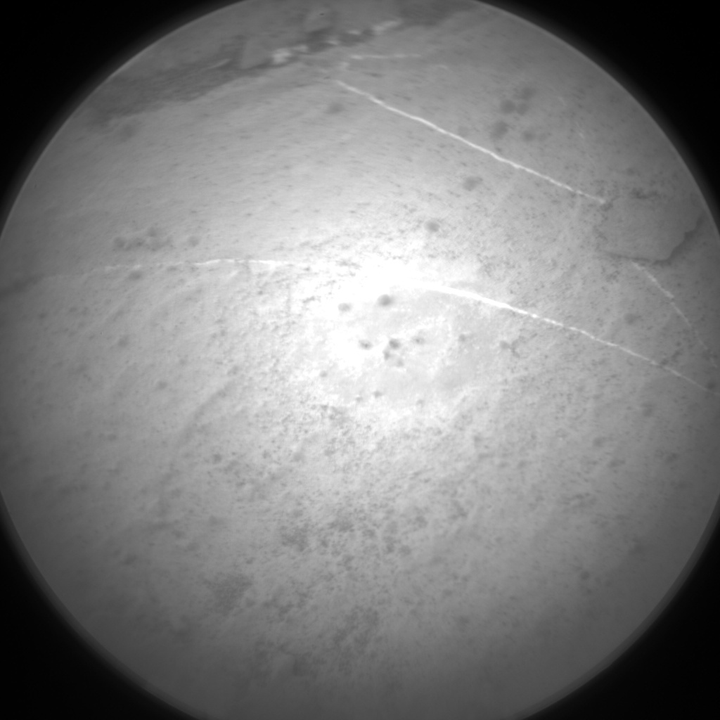 Nasa's Mars rover Curiosity acquired this image using its Chemistry & Camera (ChemCam) on Sol 2141, at drive 1316, site number 72