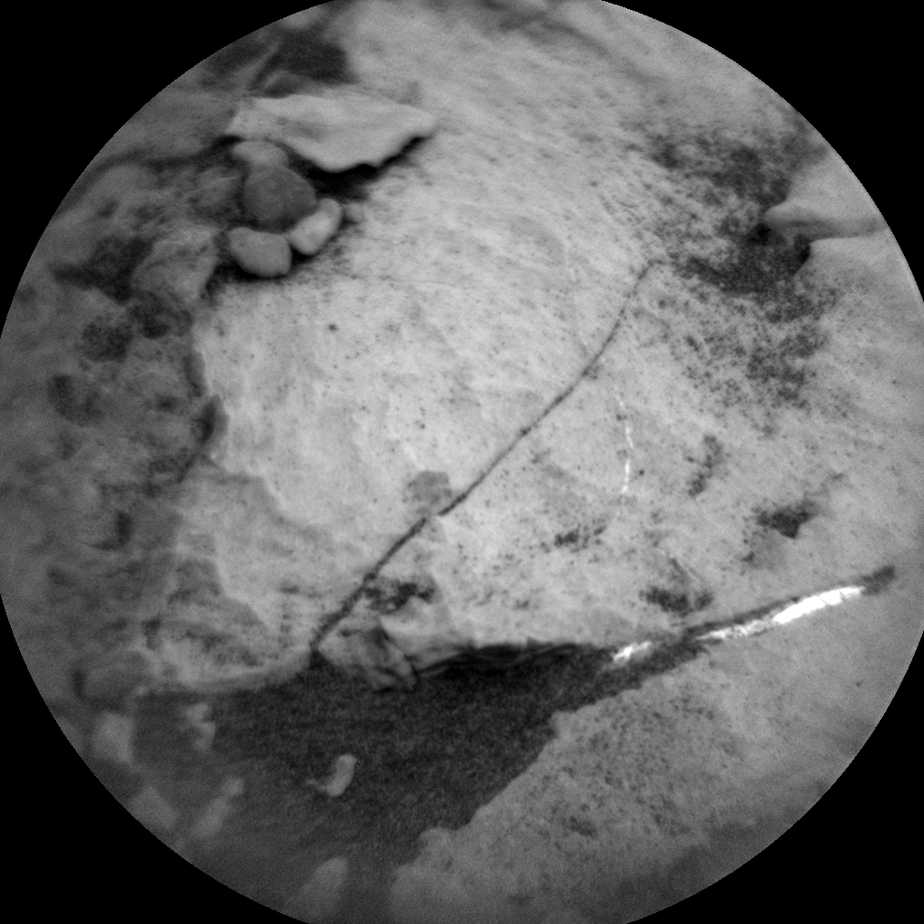 Nasa's Mars rover Curiosity acquired this image using its Chemistry & Camera (ChemCam) on Sol 2144, at drive 1316, site number 72