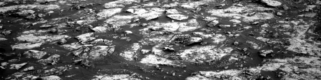 Nasa's Mars rover Curiosity acquired this image using its Right Navigation Camera on Sol 2146, at drive 1316, site number 72