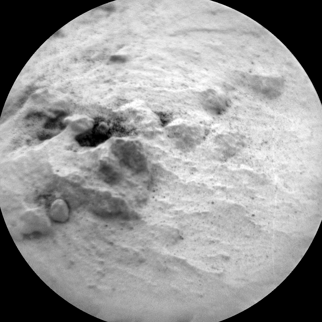 Nasa's Mars rover Curiosity acquired this image using its Chemistry & Camera (ChemCam) on Sol 2148, at drive 1316, site number 72