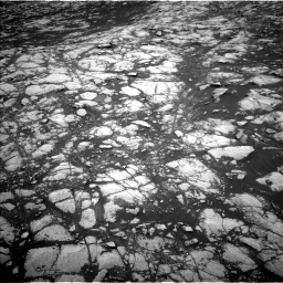 Nasa's Mars rover Curiosity acquired this image using its Left Navigation Camera on Sol 2156, at drive 1466, site number 72