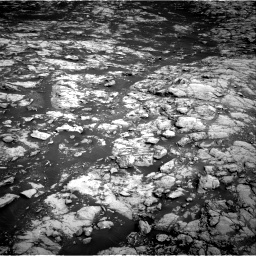 Nasa's Mars rover Curiosity acquired this image using its Right Navigation Camera on Sol 2156, at drive 1394, site number 72