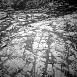 Nasa's Mars rover Curiosity acquired this image using its Right Navigation Camera on Sol 2156, at drive 1424, site number 72
