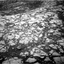 Nasa's Mars rover Curiosity acquired this image using its Right Navigation Camera on Sol 2156, at drive 1454, site number 72