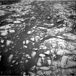 Nasa's Mars rover Curiosity acquired this image using its Right Navigation Camera on Sol 2156, at drive 1484, site number 72