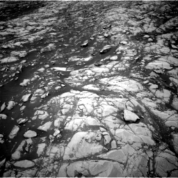Nasa's Mars rover Curiosity acquired this image using its Right Navigation Camera on Sol 2156, at drive 1490, site number 72