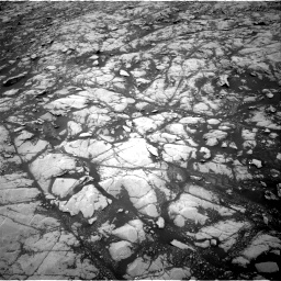Nasa's Mars rover Curiosity acquired this image using its Right Navigation Camera on Sol 2156, at drive 1508, site number 72