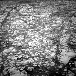 Nasa's Mars rover Curiosity acquired this image using its Right Navigation Camera on Sol 2156, at drive 1538, site number 72