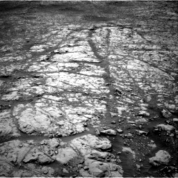 Nasa's Mars rover Curiosity acquired this image using its Right Navigation Camera on Sol 2156, at drive 1556, site number 72