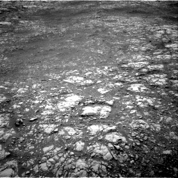 Nasa's Mars rover Curiosity acquired this image using its Right Navigation Camera on Sol 2156, at drive 1586, site number 72