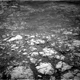 Nasa's Mars rover Curiosity acquired this image using its Right Navigation Camera on Sol 2156, at drive 1598, site number 72