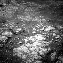 Nasa's Mars rover Curiosity acquired this image using its Right Navigation Camera on Sol 2156, at drive 1610, site number 72