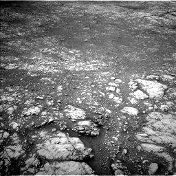 Nasa's Mars rover Curiosity acquired this image using its Left Navigation Camera on Sol 2157, at drive 1640, site number 72
