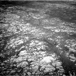 Nasa's Mars rover Curiosity acquired this image using its Left Navigation Camera on Sol 2157, at drive 1658, site number 72