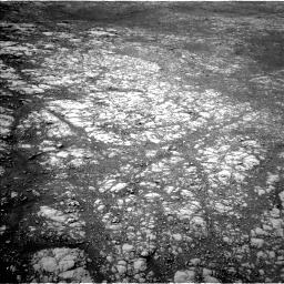 Nasa's Mars rover Curiosity acquired this image using its Left Navigation Camera on Sol 2157, at drive 1670, site number 72