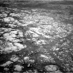 Nasa's Mars rover Curiosity acquired this image using its Left Navigation Camera on Sol 2157, at drive 1676, site number 72