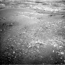 Nasa's Mars rover Curiosity acquired this image using its Left Navigation Camera on Sol 2157, at drive 1844, site number 72
