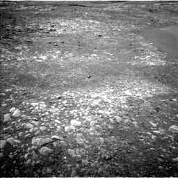 Nasa's Mars rover Curiosity acquired this image using its Left Navigation Camera on Sol 2157, at drive 1970, site number 72