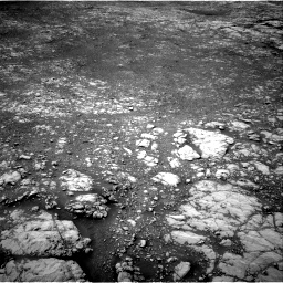Nasa's Mars rover Curiosity acquired this image using its Right Navigation Camera on Sol 2157, at drive 1640, site number 72