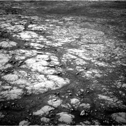 Nasa's Mars rover Curiosity acquired this image using its Right Navigation Camera on Sol 2157, at drive 1682, site number 72
