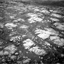 Nasa's Mars rover Curiosity acquired this image using its Right Navigation Camera on Sol 2157, at drive 1706, site number 72