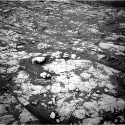 Nasa's Mars rover Curiosity acquired this image using its Right Navigation Camera on Sol 2157, at drive 1724, site number 72