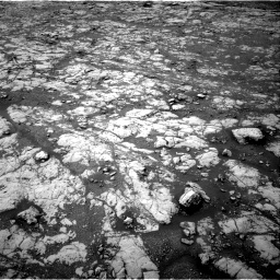 Nasa's Mars rover Curiosity acquired this image using its Right Navigation Camera on Sol 2157, at drive 1736, site number 72