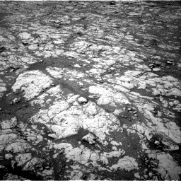 Nasa's Mars rover Curiosity acquired this image using its Right Navigation Camera on Sol 2157, at drive 1742, site number 72