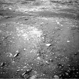 Nasa's Mars rover Curiosity acquired this image using its Right Navigation Camera on Sol 2157, at drive 1820, site number 72